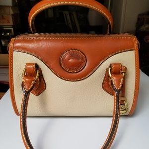Vintage Dooney and Bourke Satchel Handbag purse
